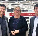 Nachhaltigkeit und Smart Textiles auf der Munich Fabric Start