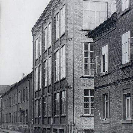 Hochbau Bleichstraße 1900